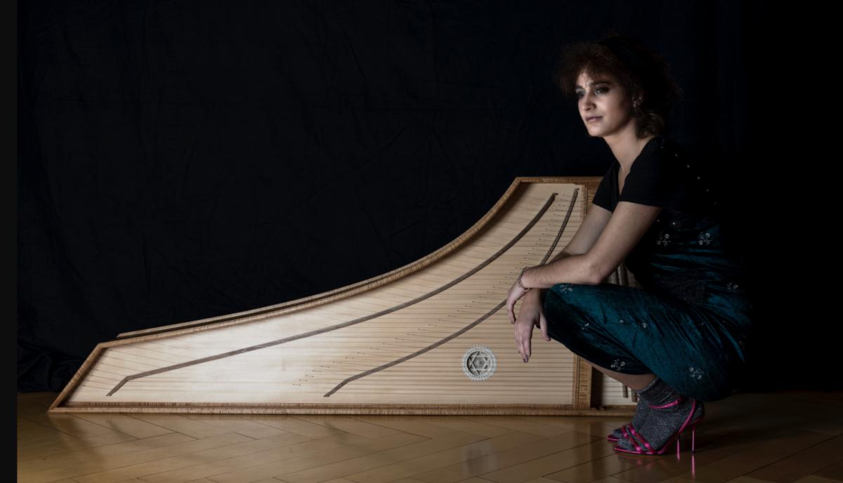 Online Concert: Corina Marti, A Pilgrim's Odyssey